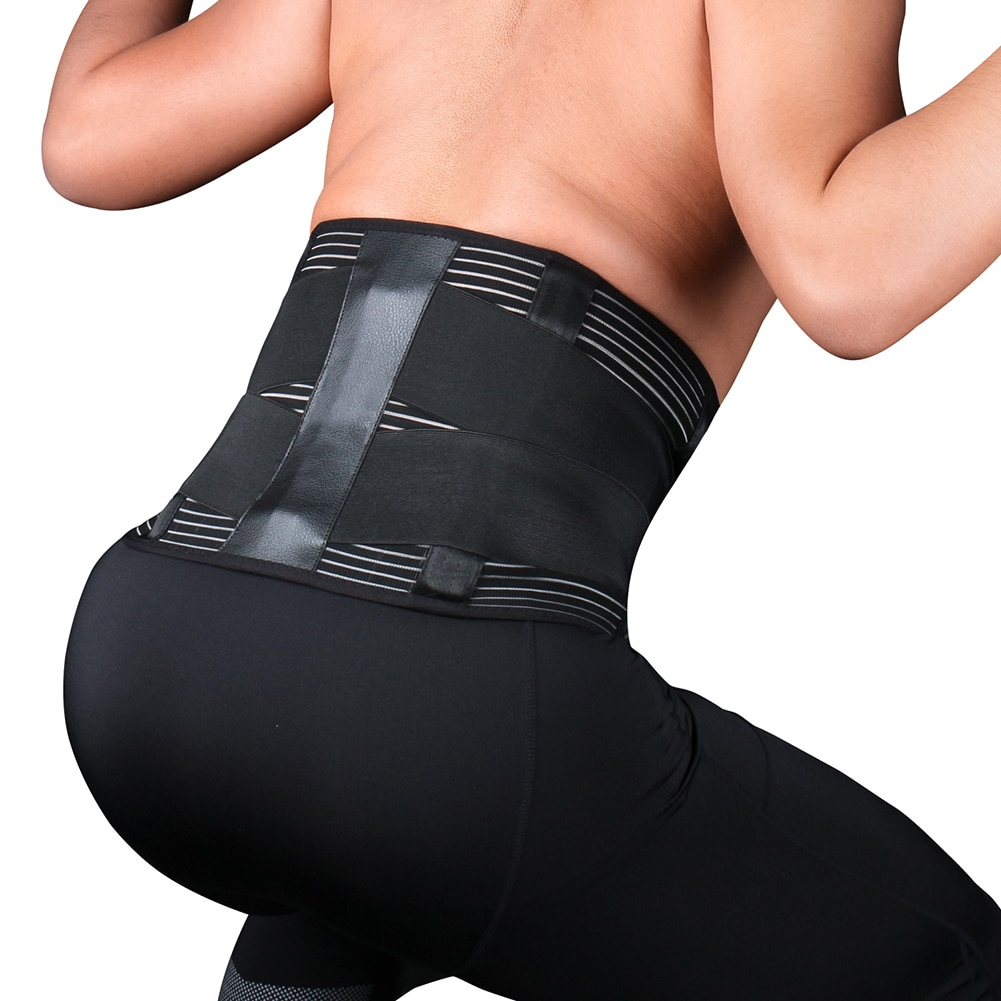 Breathable Weight Lifting Support Waist Protector Belt