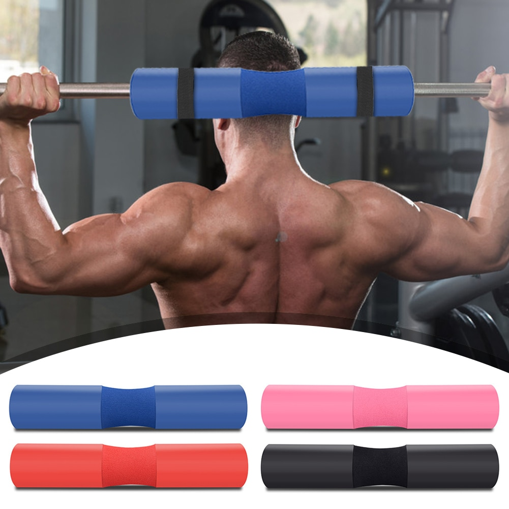 Fitness Weightlifting Neck Guard Squat Foam