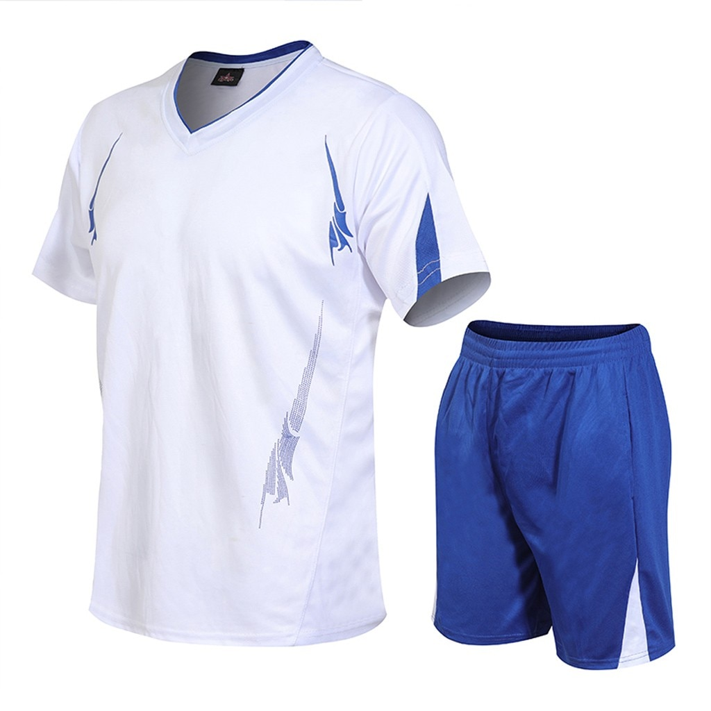 Men's Casual Fast Drying Elastic Gym Clothes