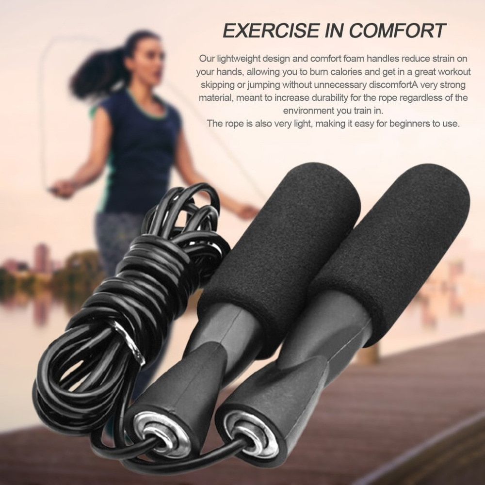 Aerobic Exercise Boxing Skipping Adjustable Jump Rope