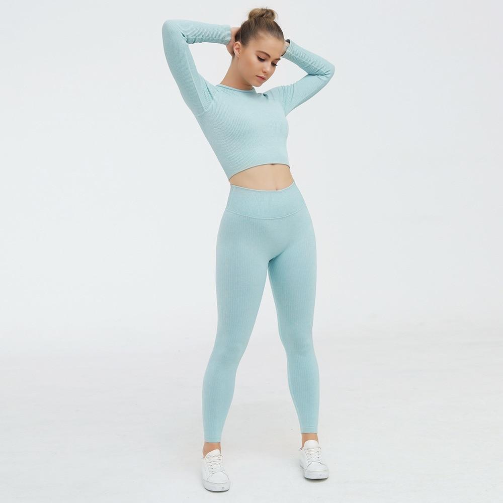 Seamless Yoga Set