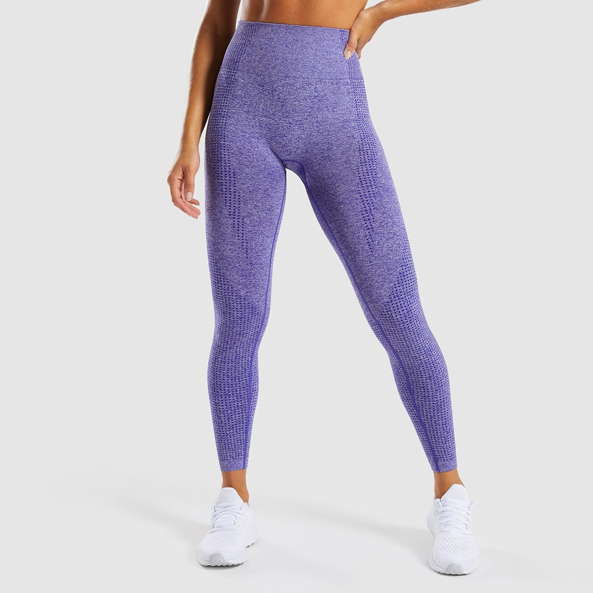 Seamless High Waist Energy Leggings